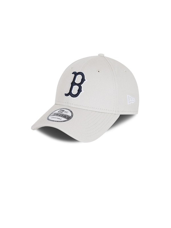 New Era LEAGUE ESSENTIAL 9FORTY BOSRED STNNVY 60112607