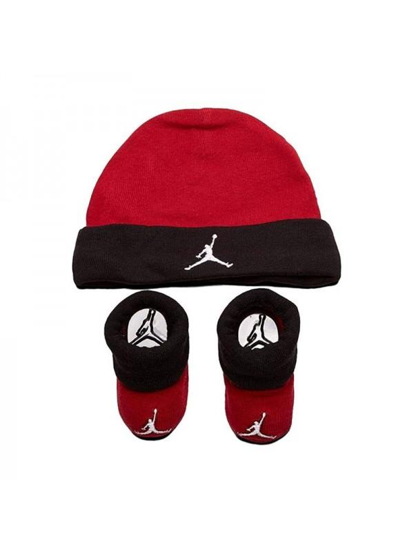Air Jordan BASIC JORDAN HAT/BOOTIE SET 2PC LJ0102-R78