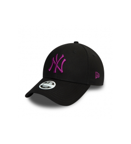 New Era WMNS COLOUR ESS 9FORTY NEYYAN BLKPRP 60081289