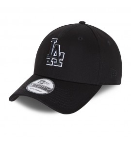 New Era BLACK BASE 9FORTY SNAPBACK LOSDOD BLK 60112645