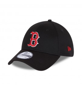 New Era LEAGUE ESSENTIAL 39THIRTY BOSRED BLKSCA 60112578