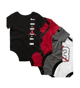 Air Jordan JORDAN MILESTONE BODYSUIT & STICKER SET 5NA041-000