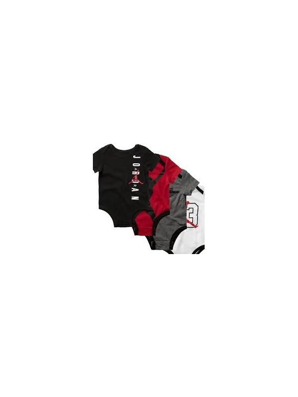 Air Jordan JORDAN MILESTONE BODYSUIT & STICKER SET 5NA041-000