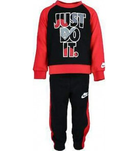 Nike NKB JDI FLEECE CREW SET 66G985-023