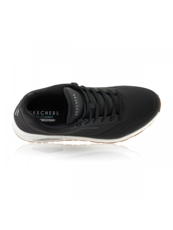 skecher UNO - STAND ON AIR 52458-BLK