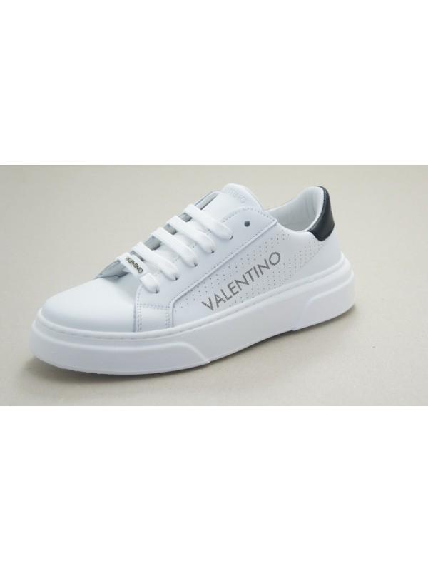 VALENTINO SNEAKERS man 92190698-WHITE/BLACK